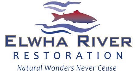 Elwha River Restoration Logo