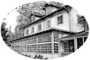 Lake Crescent Lodge cropped