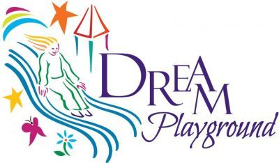 A Dream Playground logo by Laurel Black Design