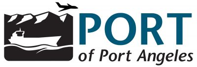 Port of Port Angeles logo by Laurel Black Design