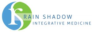 Rain Shadow Integrative Medicine logo by Laurel Black Design
