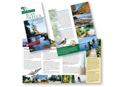 Brochure by Laurel Black Design