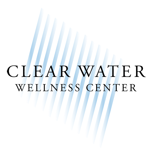 Clearwater Wellness Center logo by Laurel Black Design