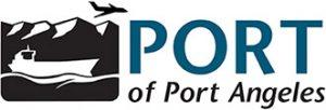 Port of Port Angeles updated logo by Laurel Black Design
