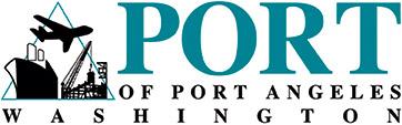 Port of Port Angeles old logo