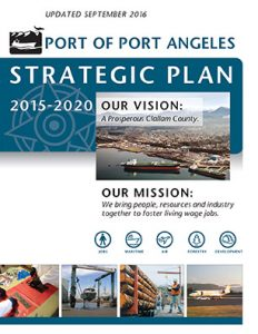 Port of Port Angeles Strategic Plan by Laurel Black Design