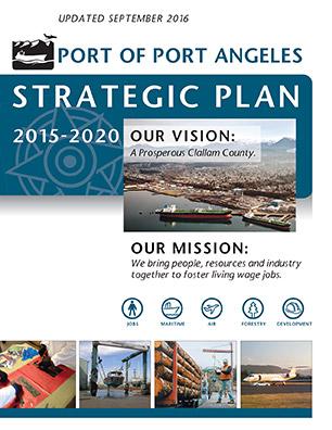 Port of Port Angeles Strategic Plan by Laurel Black Design