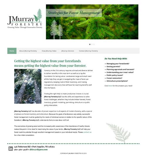 JMurray Forestry LLC