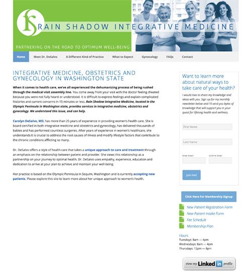 Rain Shadow Integrative Medicine